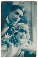 COUPLES A COUPLE EKC Nr. 3289 OLD POSTCARD - Couples