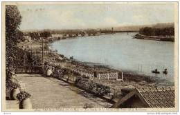 77- Vaux-le Pénil- Les Bords De La Seine-Le Pont De La Rochette- - Frankreich