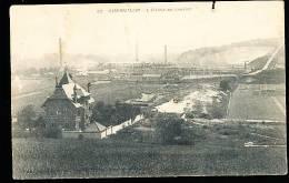 78 GUERVILLE / L'Usine De Ciment / - Guerville
