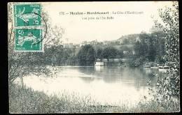 78 HARDRICOURT / La Côte Vue Prise De L'Ile Belle / - Hardricourt