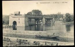 78 HARDRICOURT / Le Barrage / - Hardricourt