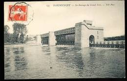 78 HARDRICOURT / Le Barrage Du Grand Bras / - Hardricourt
