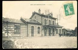 78 HARDRICOURT / La Gare / - Hardricourt