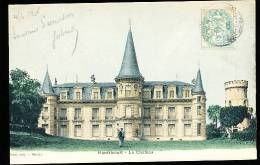 78 HARDRICOURT / Le Château / BELLE CARTE COULEUR - Hardricourt