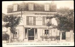 78 HARDRICOURT / Hôtel Restaurant Du Rond Point, Prop. Ozanne / - Hardricourt