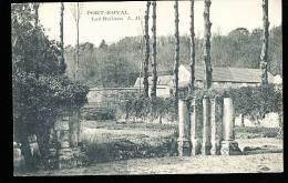 78 MAGNY LES HAMEAUX / Port Royal, Les Ruines / - Magny-les-Hameaux
