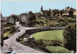 Estables, Le Pont Sur La Tartarrone Et L´Hôtel - Otros Municipios
