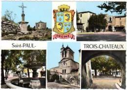 Saint Paul Trois Château, Multivues - Autres Communes