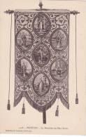 21465 France Bretagne 56 - Erdeven - Banniere Des Sept Saints -4208 Laurent - Tableaux, Vitraux Et Statues