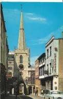 Bristol Postcard - St John's Church And The City Gate, Bristol  BH3234 - Bristol