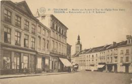 TIENEN * KIEKENMARKT EN O.L. V. KERKTOREN - Tienen