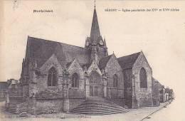 21471 SERENT - église Paroissiale - Morbihan -3-414 Bailly -Vve Chamarre