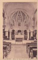 21478 -ile Moines -56 - Choeur Eglise Après Restauration En 1937 -sans éd