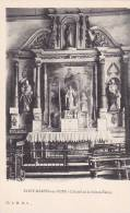 21487 (56) Saint Martin Sur Oust - Autel De La Sainte Vierge -cl J.M.G.  3 - France