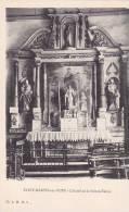 21487 (56) Saint Martin Sur Oust - Autel De La Sainte Vierge -cl J.M.G.  3