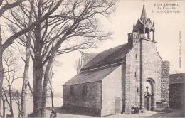 21491 Lorient La Chapelle De Saint Christophe édit. Villard N° 2268 - Lorient
