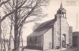 21491 Lorient La Chapelle De Saint Christophe édit. Villard N° 2268
