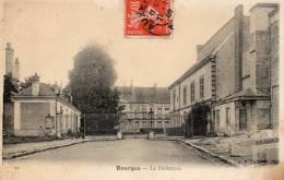18 Bourges, La Prefecture - Bourges