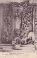 21493 Bretagne Pittoresque - Retable De L ´eglise  Saint Agnan -56 -rois Israel -Waron 2741 - France