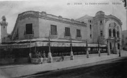 Le Théatre Municipal - Tunisia