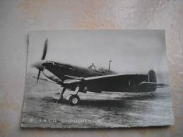 CPSM AVION RAF Le Supermarine Seafire - Avions