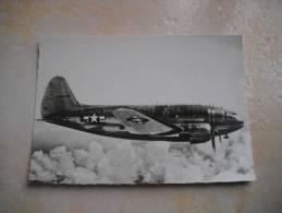 CPSM AVION Le C46 - Avions