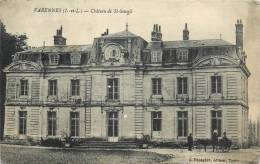 37 VARENNES  Château De St Senoch     2 Scans - Sin Clasificación