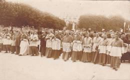 21514 Cardinaux, Eveque, Procession , Gaypride ? - Carte Photo ? Durand Lourdes (france ) - Christianisme