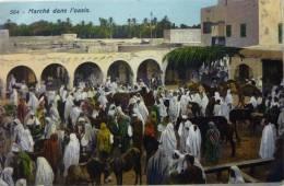 Marché Dans L´oasis - Tunesië