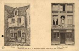 BELGIQUE - BRABANT FLAMAND - DIEST - Geboortehuis Van Den H. J. Berchmans - Maison Natale De St. Jean Berchmans. - Diest