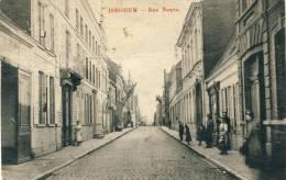 Izegem - Nieuwstraat  -1912 ( Verso Zien ) - Izegem
