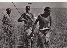 ZAMBIA - Buffalo Hunters 60´s - Zambia