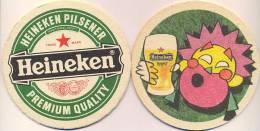 #D25-333 Viltje Heineken - Sous-bocks