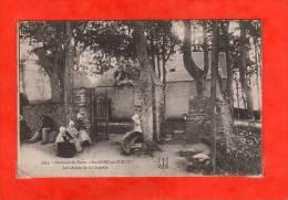 --environs De Brest-ste Anne Du Portzic-les Abords De La Chapelle  Circulée 1923 - Brest