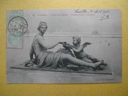 VERSAILLES. Le Palais. Le Parterre D'Eau. La Loire. - Versailles (Schloß)