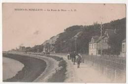 BEUZEVAL-HOULGATE - La Route De Dives - Houlgate