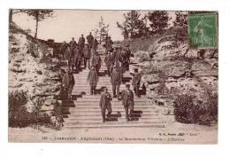 LIANCOURT-ANGICOURT/60/Le Sanatorium Villemin-L´escalier/Réf:3 374 - Liancourt
