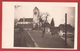 C0659 Lieu à Déterminer,canton Neuchâtel Selon Origine Du Lot.Carte-Photo. Mention Septembre 1926. Non Circulé. - NE Neuchâtel