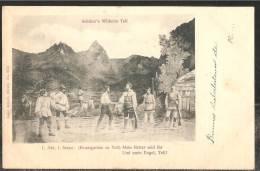 SCHILLER'S WILHELM TELL Mein Retter Seid Ihr... Grandson 1899 - Contes, Fables & Légendes
