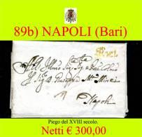 Bari-00089b - Piego (con Testo), Del 6 Maggio 1773 - - Italia
