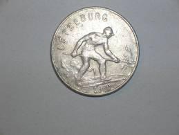 Luxemburgo 1 Franco 1960 (4705) - Luxemburgo