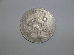 Luxemburgo 1 Franco 1962 (4706) - Luxemburgo