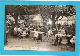 D37 - STE RADEGONDE - A LA VALLEE DES LILAS - HOTEL CAFE RESTAURANT HERIVAULT - état Voir Descriptif - France