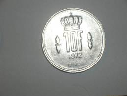 Luxemburgo 10 Francos 1972 (4733) - Luxemburgo