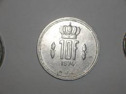 Luxemburgo 10 Francos 1974 (4734) - Luxemburgo