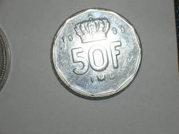 Luxemburgo 50 Francos 1989 (4743) - Luxemburgo