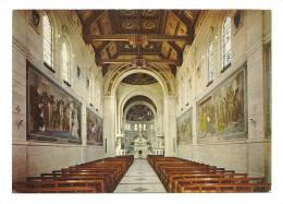 Cp,  88, Domrémy-la-Pucelle, Intérieur De La Basilique, Voyagée 1971 - Domremy La Pucelle