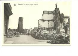Tournai Rue De Pont Eglise St Brice - Tournai