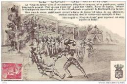 LE COUP DE JARNAC EPEE REF 9130 - Escrime