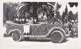 Pasadena  ROSE PARADE  CITY  COMMISSIONERS  1920's  PHOTO  Mint - Los Angeles